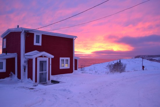 Pouch Cove, Canada: #sunrise at redhousenl.com
