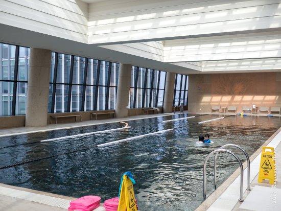 The Indoor Pool Picture Of Conrad Seoul Seoul Tripadvisor