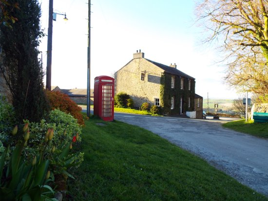 Kirby Hill, UK : outside view