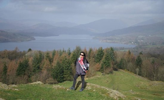 Bowness-on-Windermere, UK: perfect