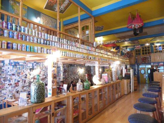 La Luna Restaurant: Vista desde el primer piso