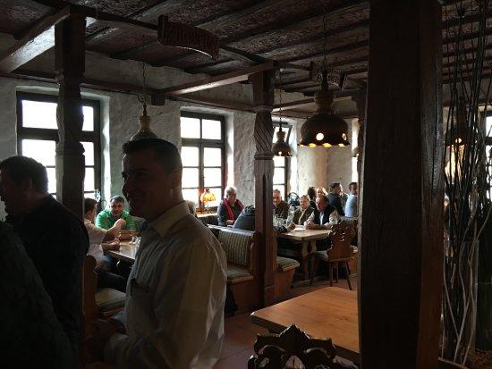 Sankt Martin, Jerman: Bei der Eröffnungsfeier