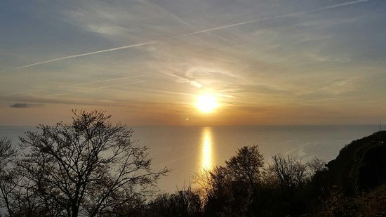 Babbacombe Palms Guest House: Sunrise at babbacombe downs