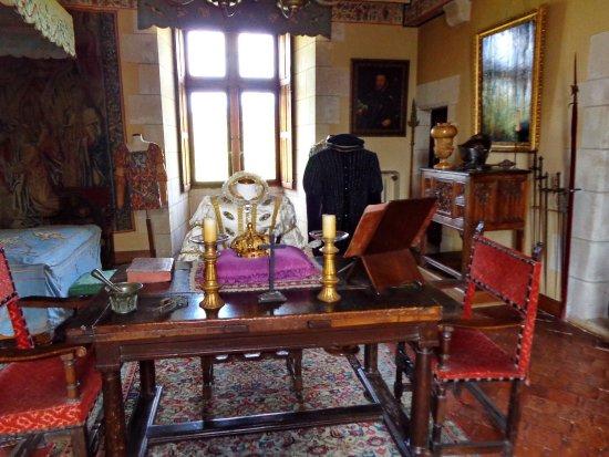 Cere La Ronde, Γαλλία: ambiance de l'aristocratie militaire