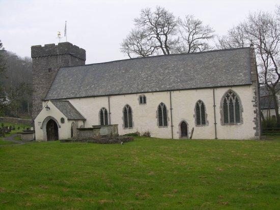 Llancarfan, UK: St Cadoc's Church