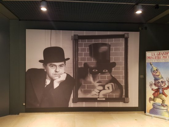 Musee Magritte Museum - Royal Museums of Fine Arts of Belgium : 20170401_123103_large.jpg