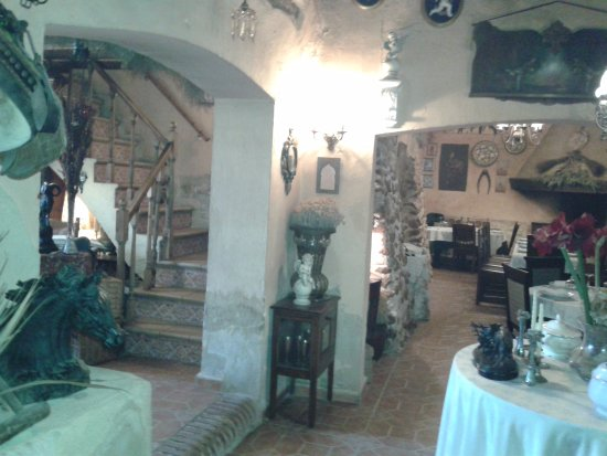 Costa Blanca, Spain: Restaurante interior