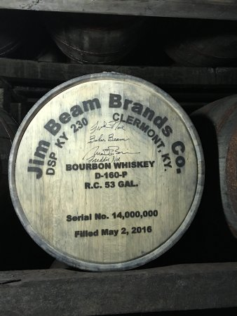 Clermont, KY: Jim Beam