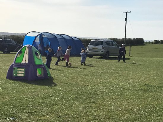 Haugh Rigg Farm Campsite