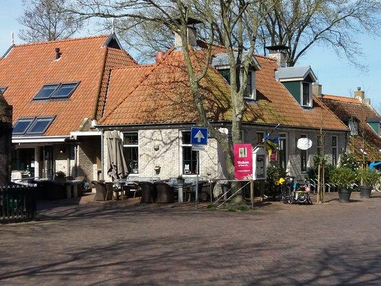 Hollum, เนเธอร์แลนด์: Eeterij Tante An