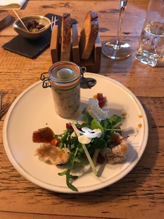 Pipe and Glass: Wonderful food!