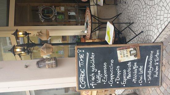 Deidesheim, Niemcy: An der Straße