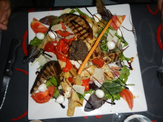 Saint-Gilles, Frankrike: L'autre salade