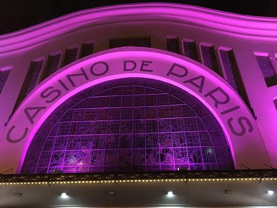 Billet tchoupi casino paris