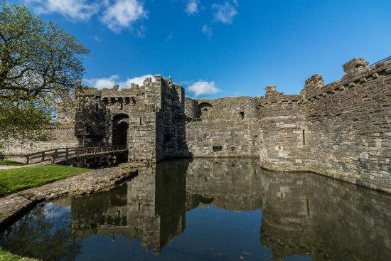 Beaumaris Castle Photo