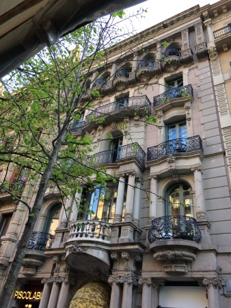 hotel praktik rambla picture of hotel praktik rambla barcelona tripadvisor. Black Bedroom Furniture Sets. Home Design Ideas