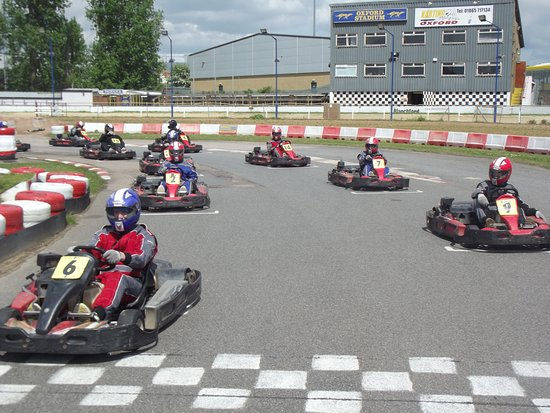 270cc Honda Power Karts - Picture of Karting Oxford, Oxford