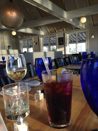 Stonington, CT: Das Restaurant