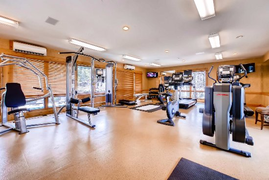 Canyon Creek Condominiums: Fitness Room