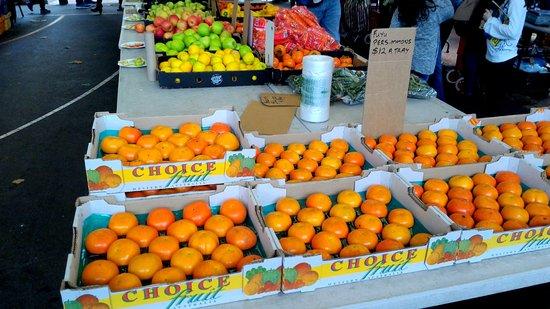Subi Famers Market