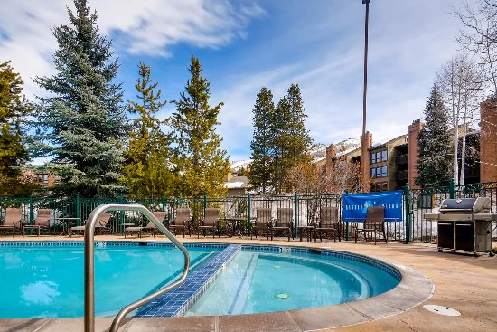 Canyon Creek Condominiums: Outdoor Pool