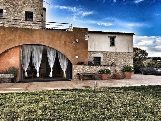 Vilanant, Spain: Mas Coquells