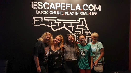 ‪Escape FLA Escape Room‬