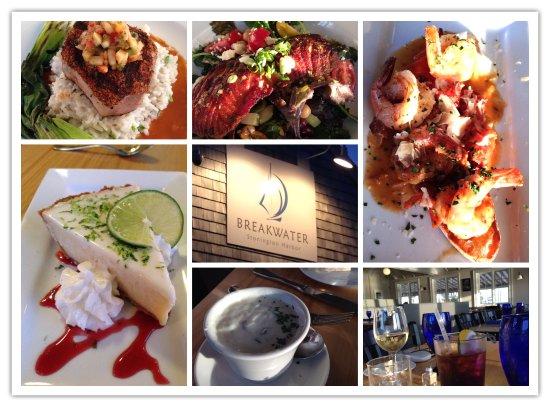 Stonington, CT: Unser perfektes Menü!