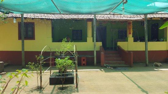 Tropical Spice Plantation: Traditional goan house..