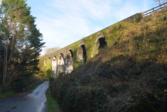 Bunmahon, Ierland: Greenway_Durrow viaduct