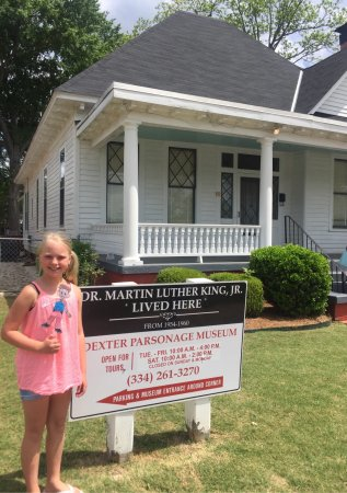 Dexter Parsonage Museum - Dr. Martin Luther King home : photo0.jpg