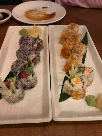 Erstklassiges Sushi