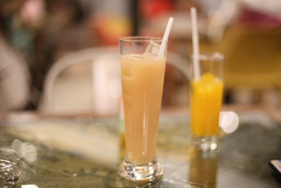 Bla Bla Bar: Tasty Ginger juice