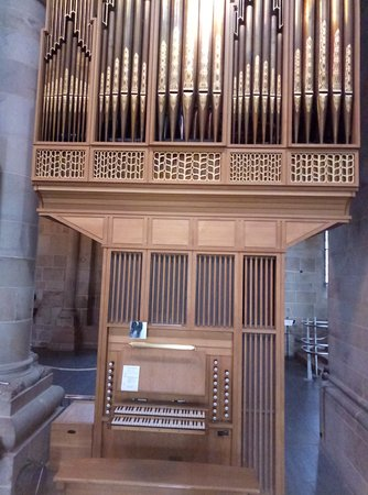 The Organ at Lund Cathedral