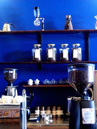 Intelligentsia Coffee: кафе