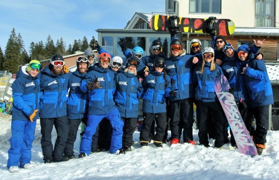 Snowboard Fahrschule Feldberg