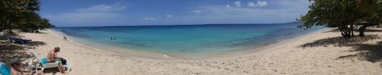 Magazine Beach, Grenada: Panoramic