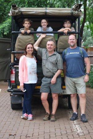 Kruger Africa Safaris : Returning guests