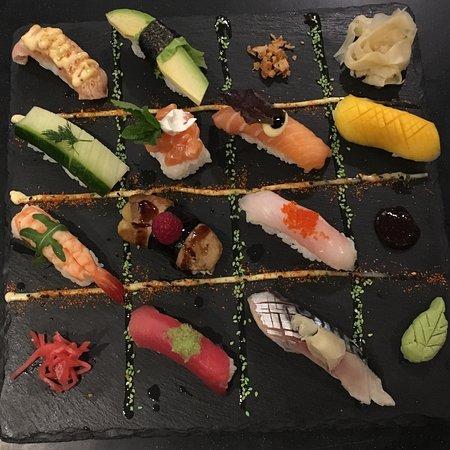 Louviers, France : au comptoir du jap'