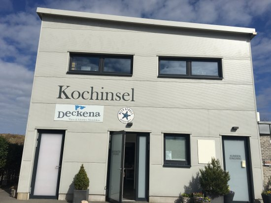 Unsere Kochinsel - Picture Of Kochinsel, Norderney - Tripadvisor