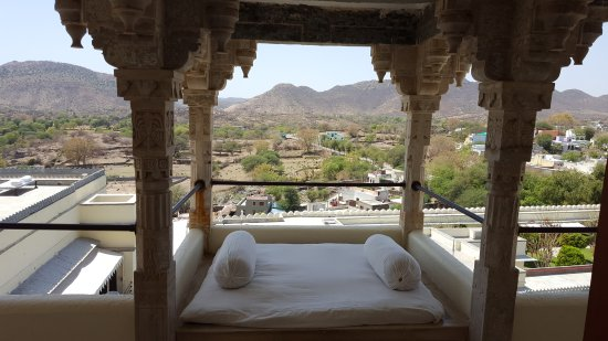 RAAS Devigarh : View from our suite