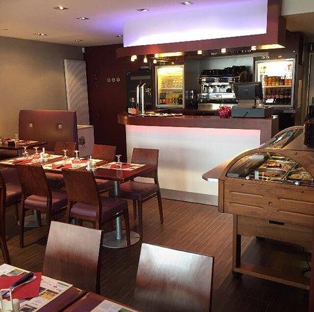 Gisors, França: Bar de l'Hotel de Ville