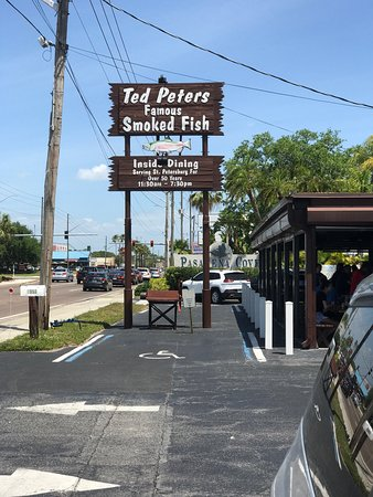 20170412 121559 picture of ted peters famous for Ted peters smoked fish