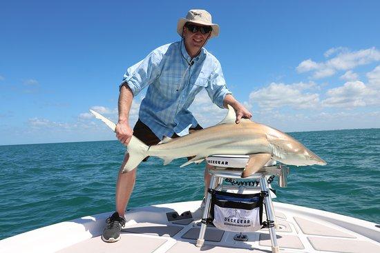 Boca Grande, Флорида: Shark fishing charters