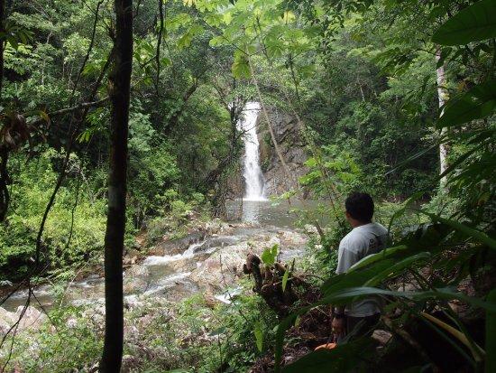San Ignacio, Belice: Rio Frio Waterfall