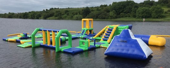 Coleraine, UK: The Edge Waterpark, available May to September
