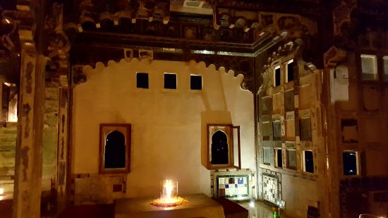 RAAS Devigarh : Private dining