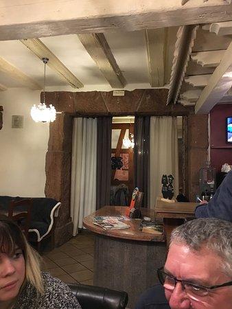 Restaurant auberge la cheminee dans kaysersberg - La table alsacienne kaysersberg ...