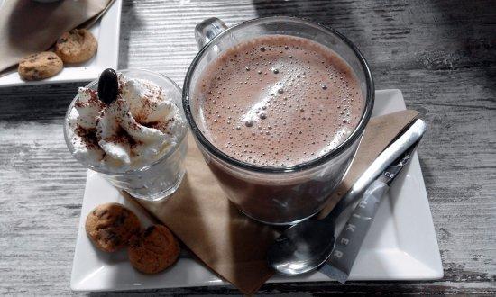 Uithoorn, Países Baixos: Chocolat chaud