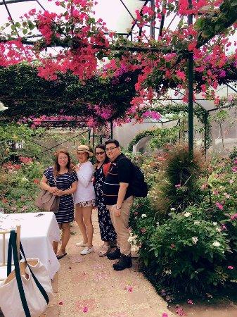 Proposal Garden with Madam Sonya